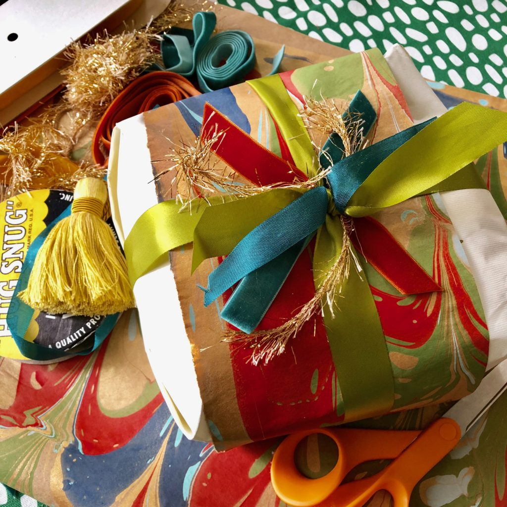 Creative Holiday Gift Wrapping