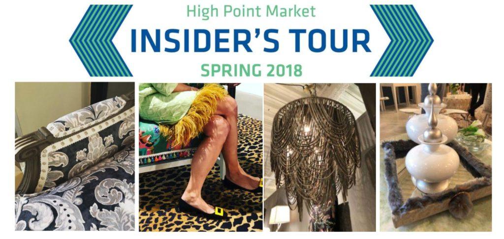 High Point market's Insider Tour Spring 2018