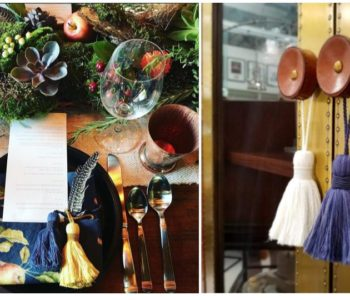 Decor Zhushing with tassels - Pro styling tips